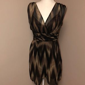 NWT Brooklyn Industries Brown dress size: 6